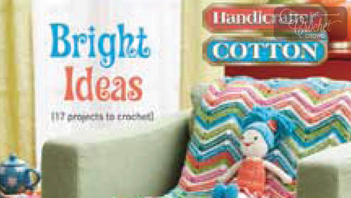 Bernat Bright Ideas Pattern Book Review