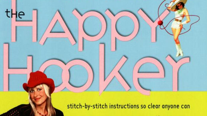 Happy Hooker Crochet Book by Debbie Stoller