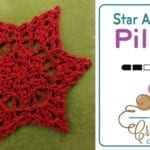 Star Runner Pillows Applique + Tutorial