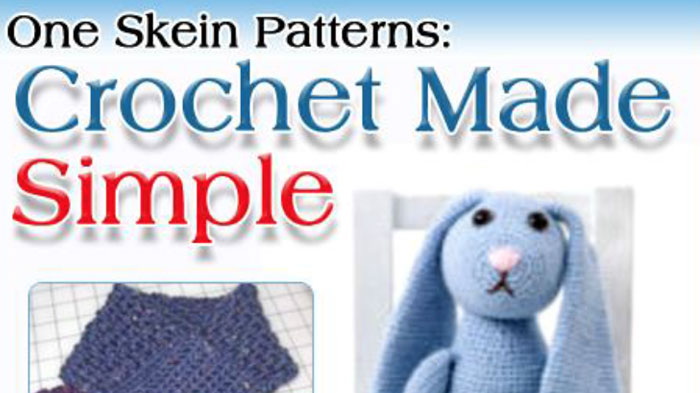 Crocheting Made Easy : Crochet Made Simple eBook - The Crochet Crowd