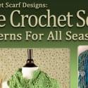 Cute Crochet Scarf eBook
