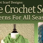 Cute Crochet Scarf eBook
