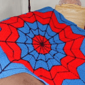 Superhero Dream Catcher Blanket Pattern