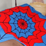 Superhero Dream Catcher Afghan