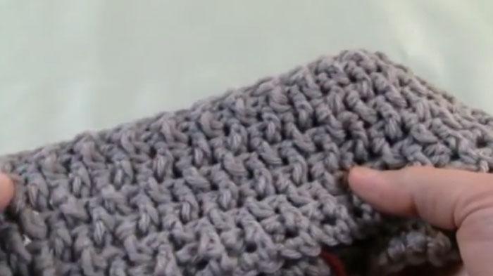 Crinkle Stitch