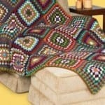 Crochet Granny Classic AfghanPattern