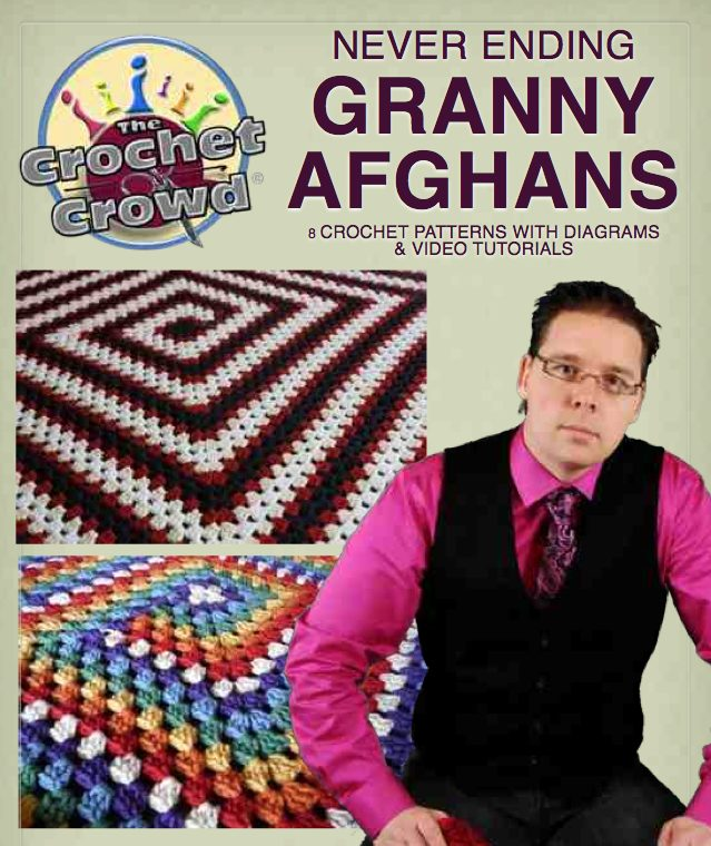 Download Free eBook, Granny Squares