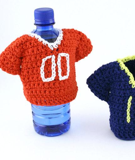 Team Jersey Bottle Cozy