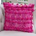 Posh Pillow Crochet Pattern