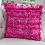 Free Posh Pillow Crochet Pattern