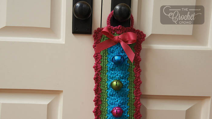 Crochet Jingle Bells Hanger