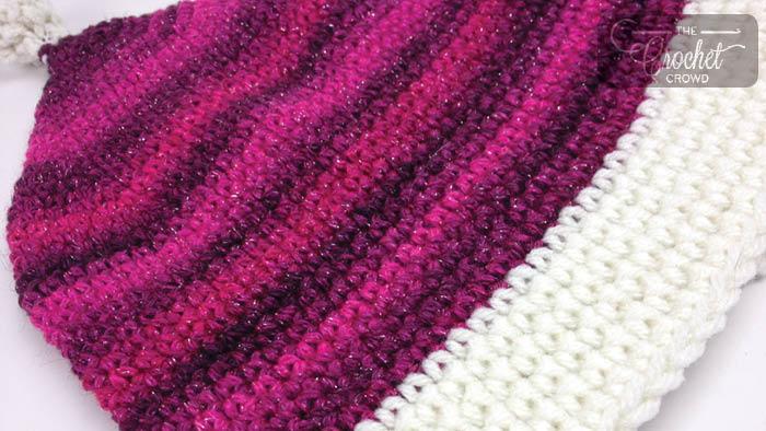 843c1276d43 Crochet Toddler Santa Hat