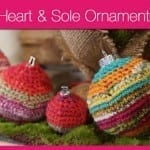 5 Sizes: Christmas Balls Crochet Patterns