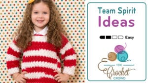 Crochet Team Spirit Projects