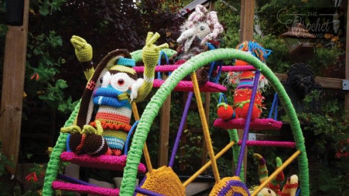Crochet Ferris Wheel