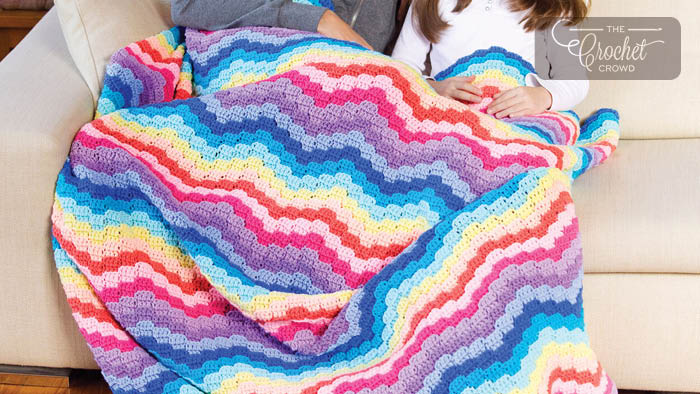 Crochet Afghans / Blankets Archives | The Crochet Crowd