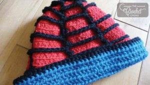 Crochet Spider Hat