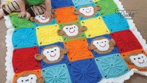 Crochet Spoked Granny Square