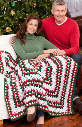 Afghan, Crochet Free Pattern