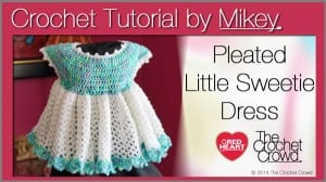 Pleated Baby Dress Patter