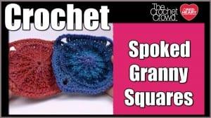Spoked Granny Square