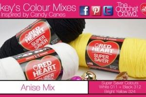 Anise Colour Mix