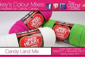 Super Saver Yarn Colours