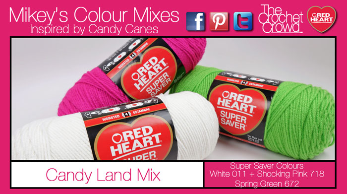 Super Saver Yarn Colours