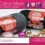 Licorice Trendy Colour Mix