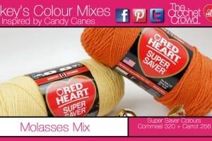 Molasses Yarn Colour Mix
