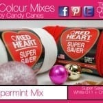 Peppermint Colour Mix