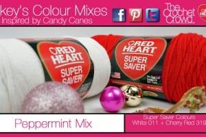 peppermint colour mix