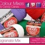 Sweet Pomegranate Colour Mix