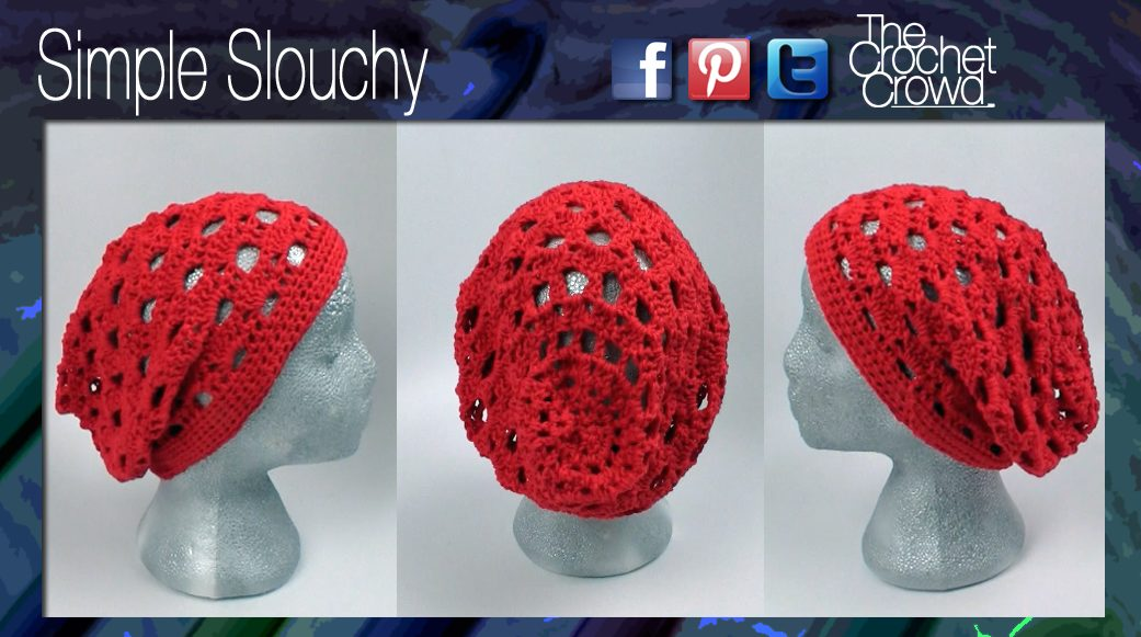 Simple Crochet Pattern 5fb953ed908