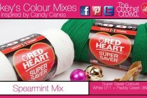 Spearmint Colour Mix