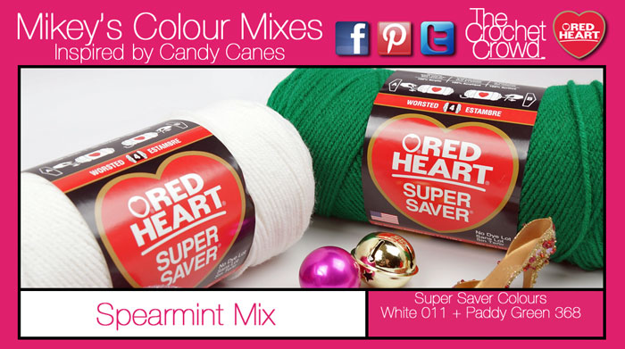 Spearmint Colour Mix
