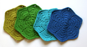 Wash Cloths Crochet Pattern