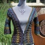 Crochet Lacy Cardigan Pattern