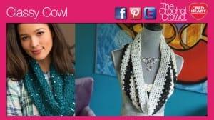 Free Classy Cowl Pattern