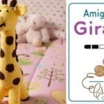 Crochet Giraffe + Tutorial