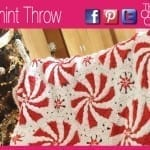 Crochet Peppermint Throw + Video Tutorial