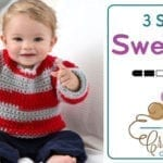 Easy Sweater Pattern + Video Tutorial