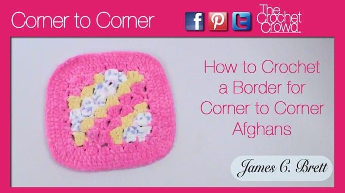 Corner to Corner Borders