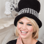 Crochet Top Hat + More Halloween Patterns + Tutorial