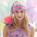 Crochet Wild & Witty Hat Pattern
