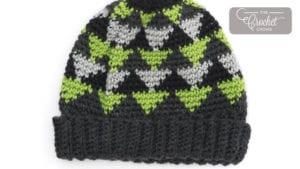 Crochet Navajo Hat