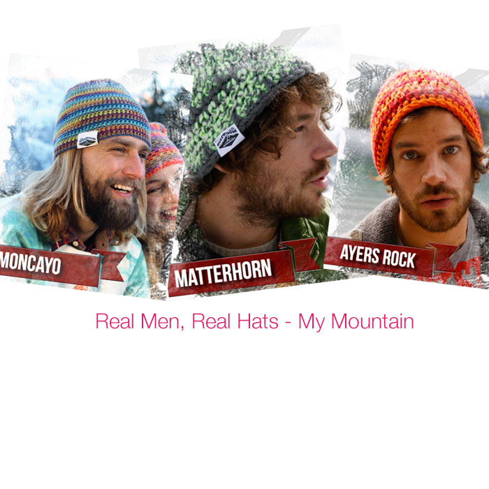 Free Patterns by My Mountain