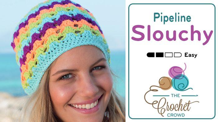 Crochet Slouchy Hat  4631a4b26