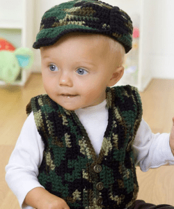 Baby Hunting Hat