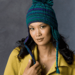 Comfy Earflap Hat: 23 of 30 Days of Hats
